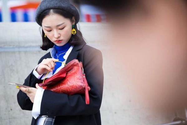 Τάσεις μόδας δρόμου για γυναίκες τσάντες