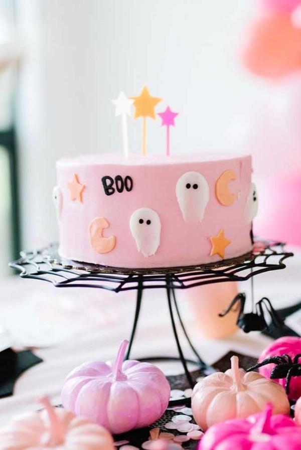 Tirte Halloween Kuchen Deko Halloween