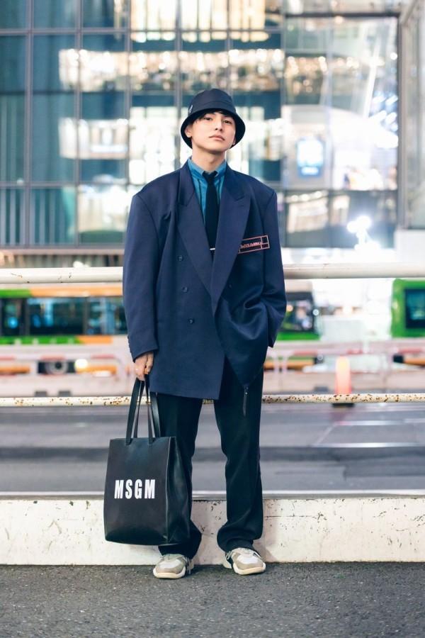 Tolle Hosenanzug - Idee für Modetrends Street Fashion