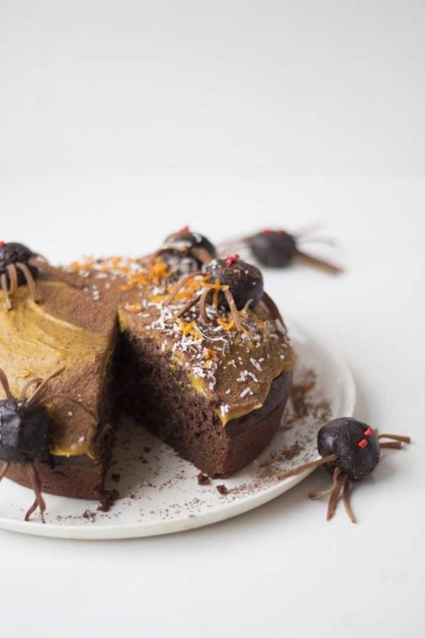 Torten Ideen Halloween Kuchen
