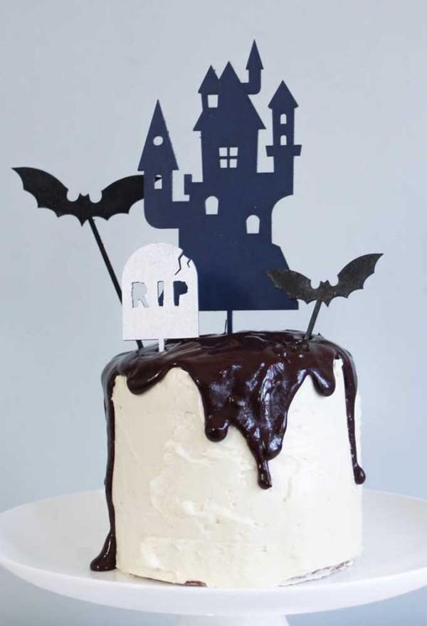 Torten Ideen - Halloween Kuchen