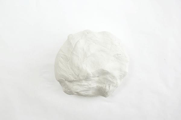 Weihnachtssterne basteln Fimo Ideen DIY Polymer Ton kneten