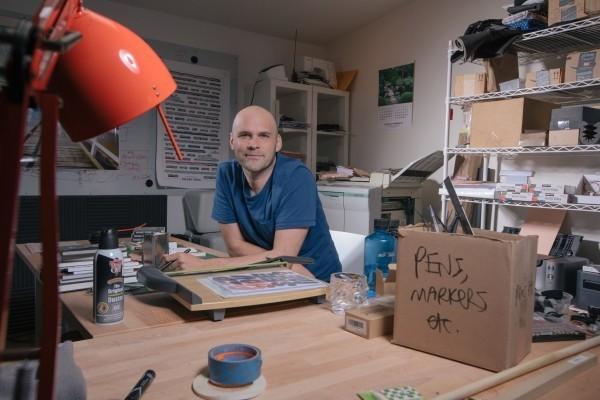 Wie Künstliche Intelligenz die Künste revolutioniert robin sloan ai romanist