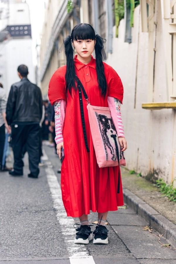 Wunderbare Rote Kleider - Modetrends Street Fashion