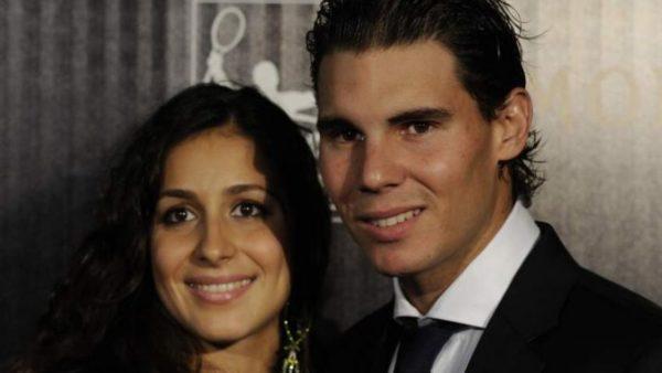 Xisca und Rafael Nadal zusammen