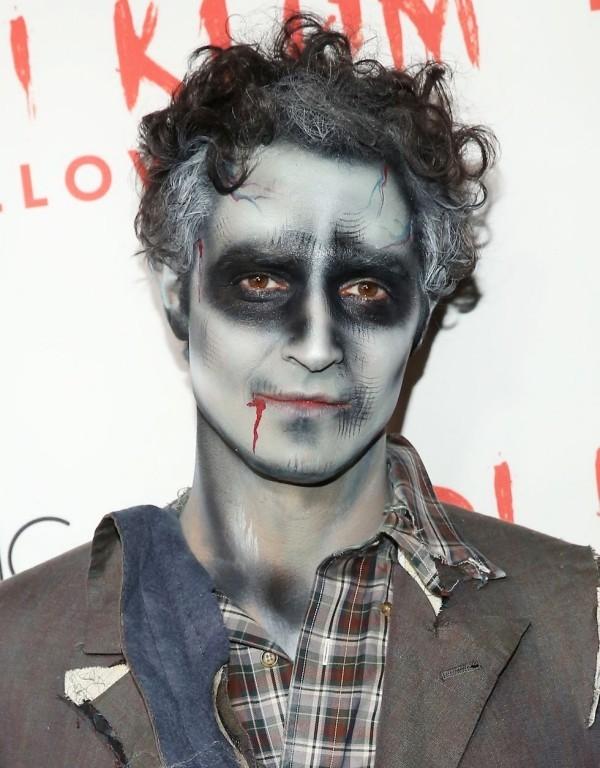 Zac Posen 2017 Halloween Kostüm