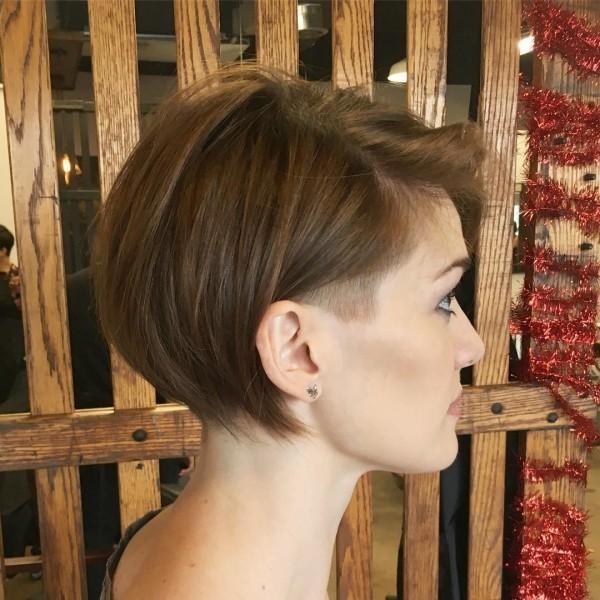 frisuren dünnes haar - schönes kurzes Ponny