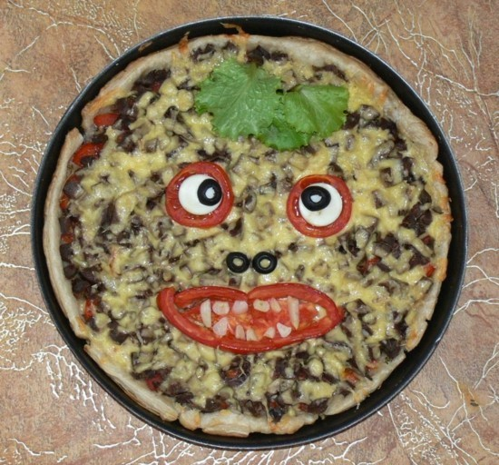 leckere pizza belag ideen monster vegan