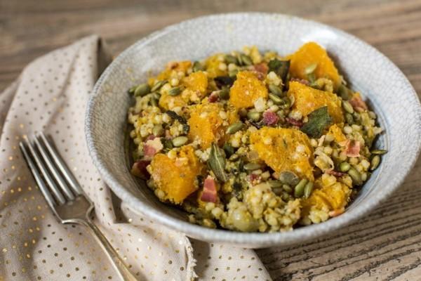 maca pulver rezepte couscous mit kürbis