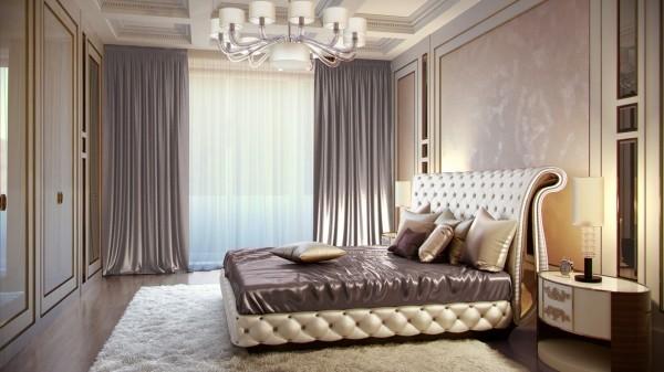 schlafzimmer ideen - venezianischer putz