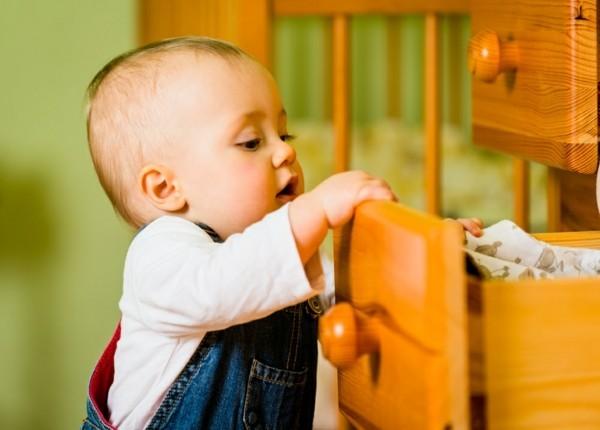 schubladen haushalt kindersicher machen