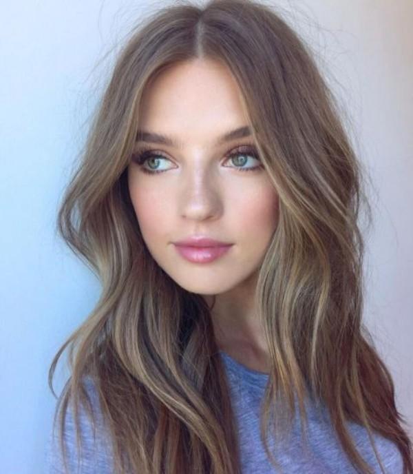 slavische Schönheit - frisuren für dünne haare