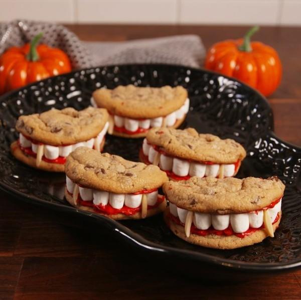 vampier bisse last minute halloween ideen