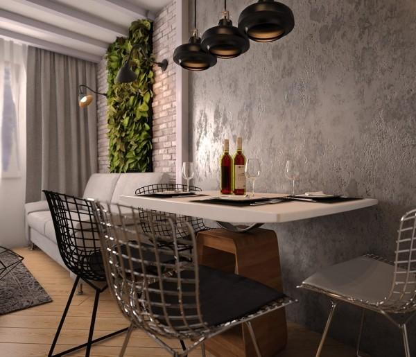 venezianischer putz - Idee für einen modernen Raum