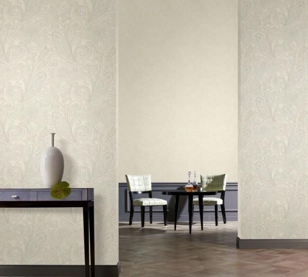 venezianischer putz - sehr weiße Wandgestaltung