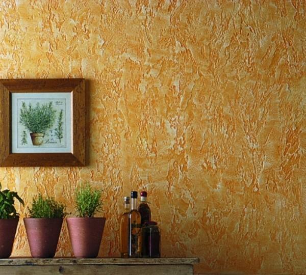venezianischer putz - tolle Gestaltung aus Holz