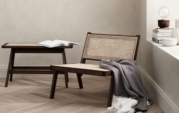 wiener geflecht - Sitzmöbel und toller Tisch