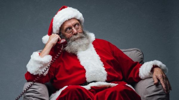 Den Weihnachtsmann anrufen App
