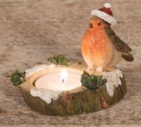 60 Ideen für alle, die zu Weihnachten gerne mit Kerzen dekorieren