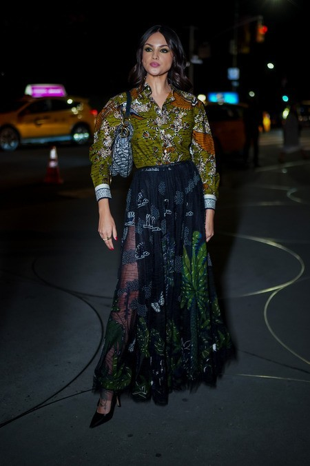 Eiza Gonzalez Damenkleider Trends