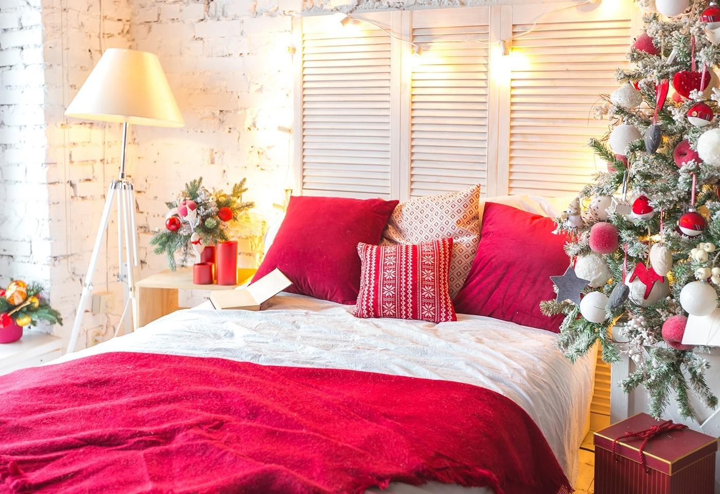 Entzuckende Deko Ideen Furs Schlafzimmer Weihnachtlich Dekorieren Fresh Ideen Fur Das Interieur Dekoration Und Landschaft