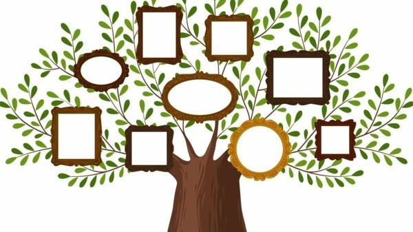 Familienaufstellung Familienbaum Familientherapie Familienstellen