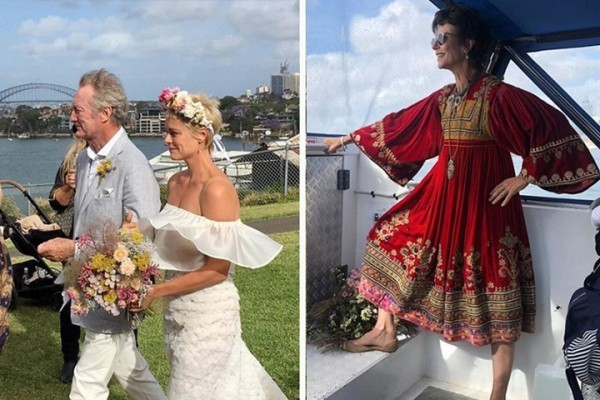 Hochzeitskleider Ideen Promi Hochzeiten