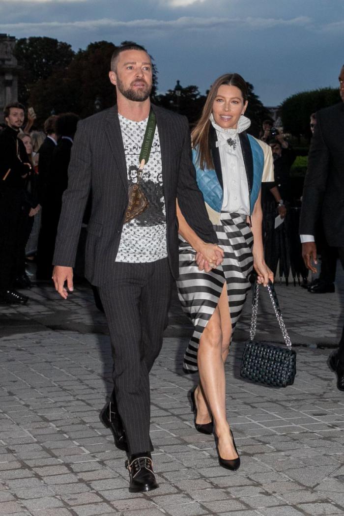 Justin Timberlake und Jessica Biel ein starkes Paar in Hollywood jedoch Spekulationen