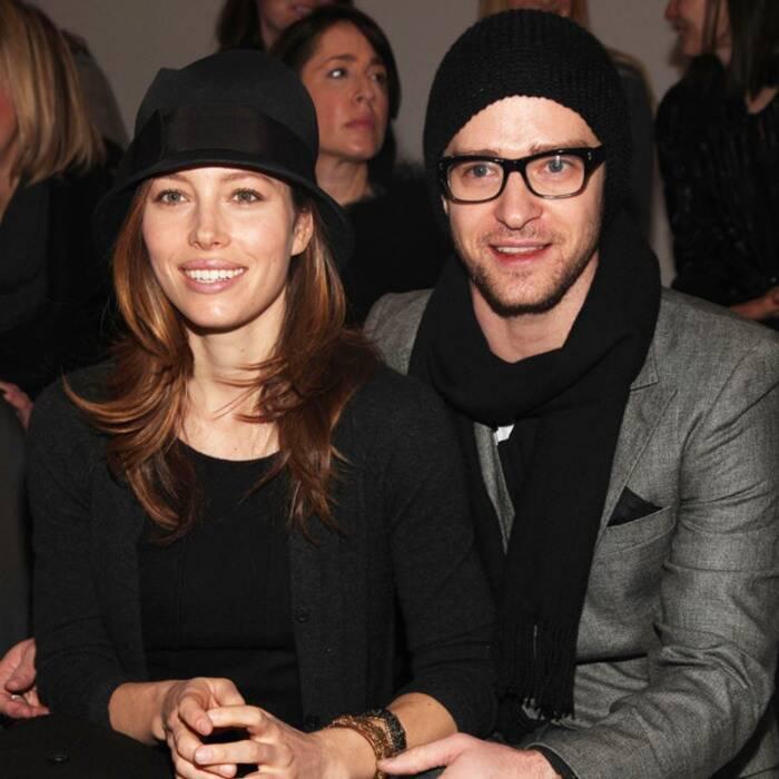 Justin Timberlake und Jessica Biel ein starkes Paar in Hollywood