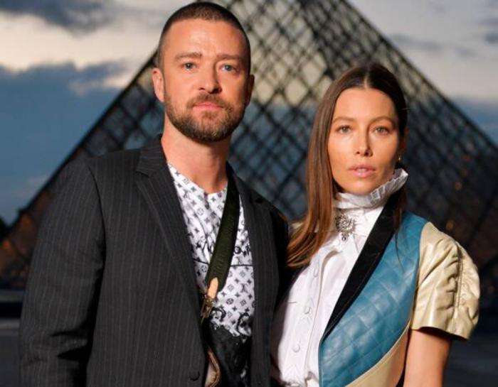 Justin Timberlake und Jessica Bielin Hollywood jedoch Spekulationen über Ehekrach
