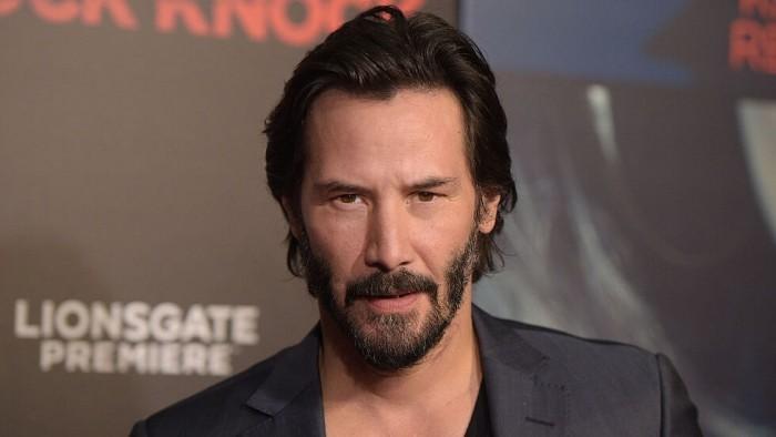 Keanu Reeves seit 20 Jahren ein Dauer-Single Hollywoods