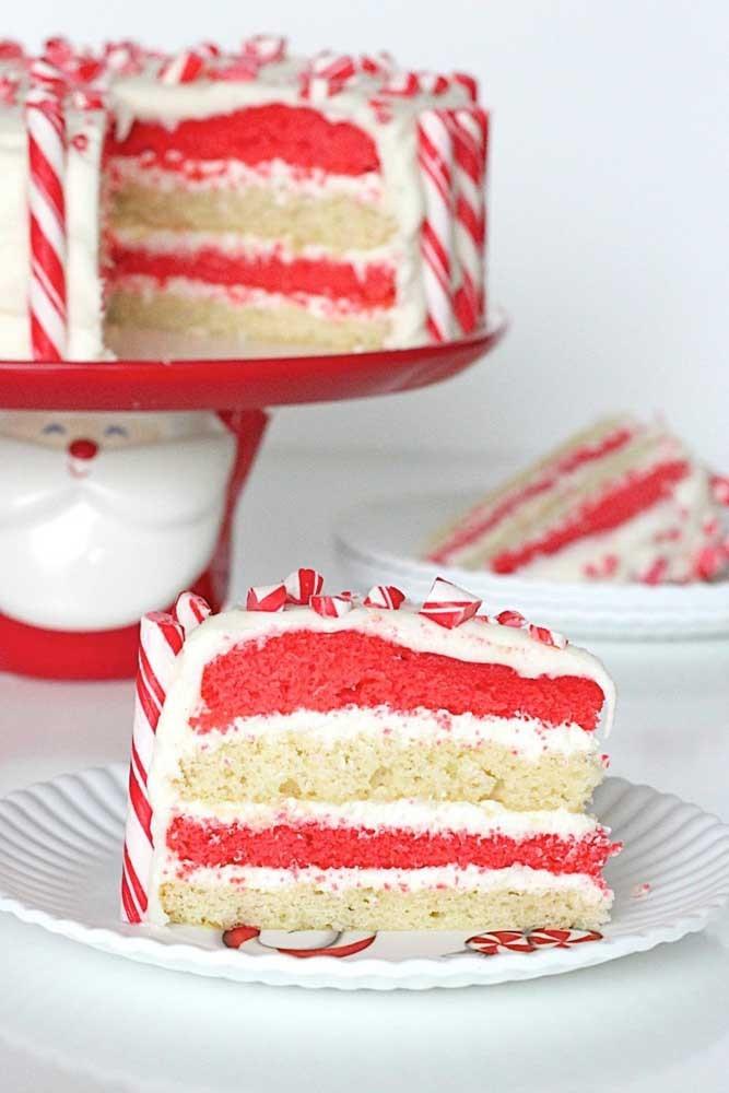 Kuchendeko Rot und Weiß