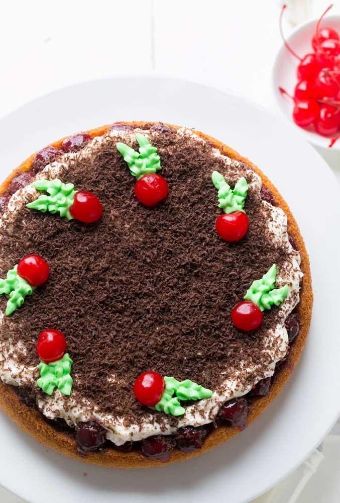 Kuchendeko weihnachten Dekoration Ideen
