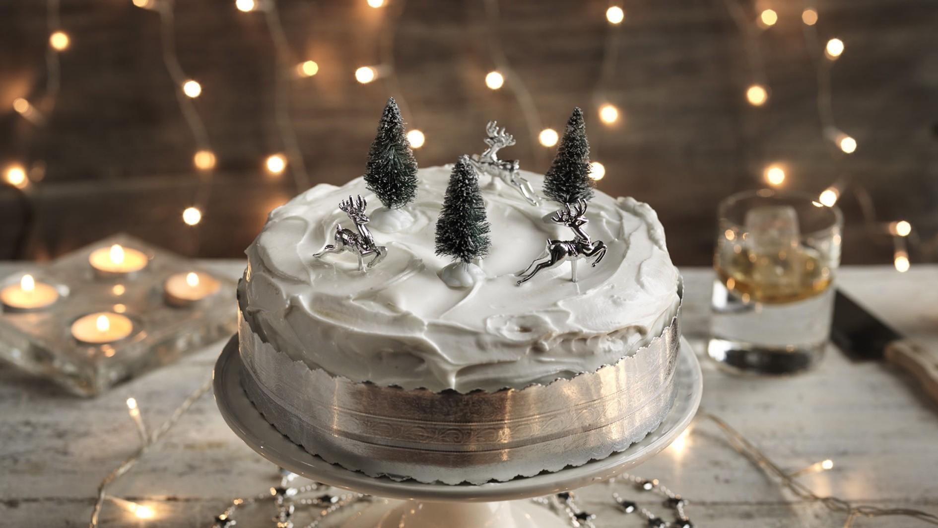 Kuchendeko weihnachten Tortendeko Weihnachten Deko Ideeen