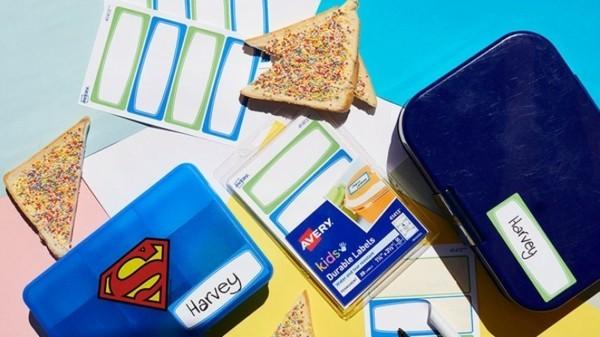 Lunchbox Edelstahl Superman Kindergarten Mittagsbox
