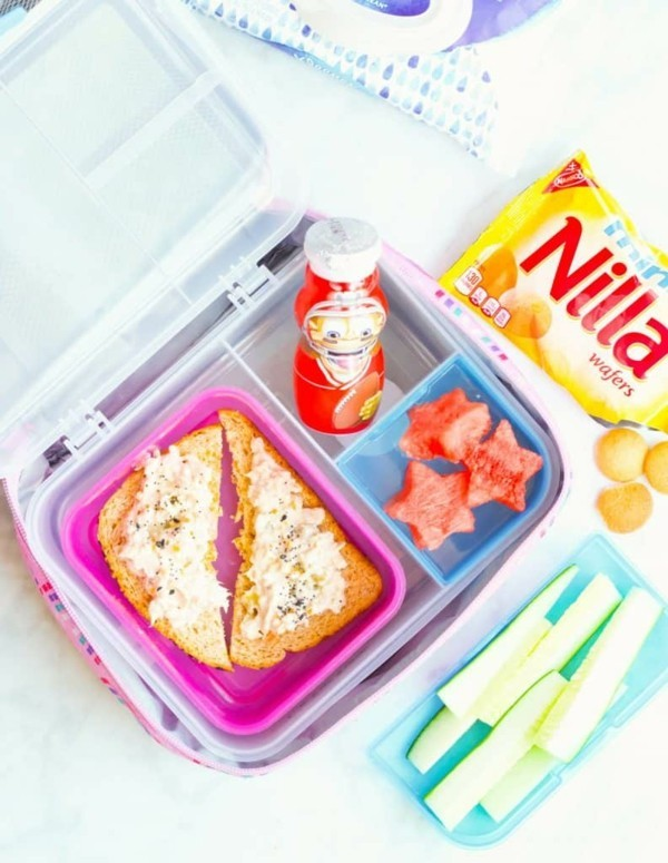 Lunchbox Kinder Kindergarten Fingerfoods kreativ gestalten