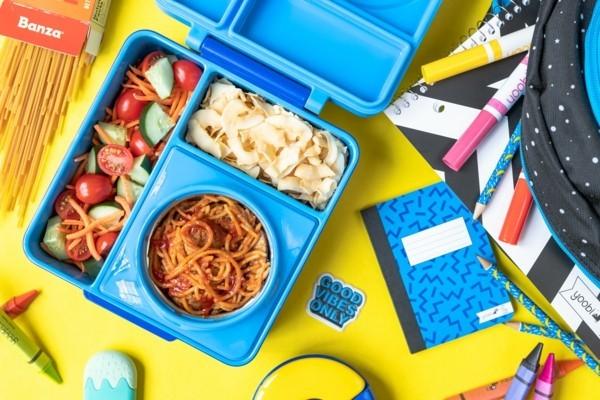Lunchbox Kinder gesunde Ernährung Fingerfoods Mittagsbox