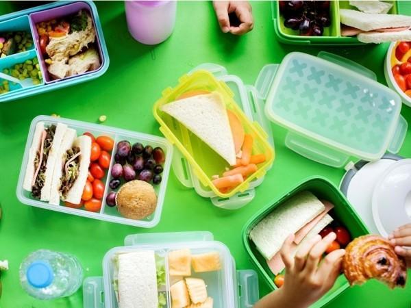 Lunchbox Kinder gesunde Ernährung Fingerfoods kreativ gestalten