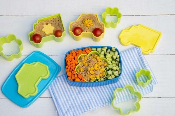 Lunchbox Kinder kreatives Mittagessen Kindergarten