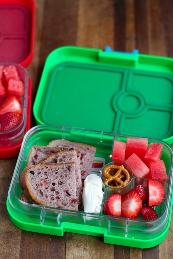 Lunchbox Kinder mit Unterteilung Mittagsbox