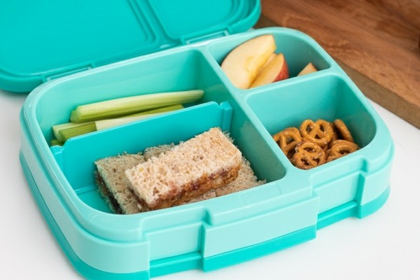 Lunchbox Rezepte Kindergarten Mittagsbox gesunde Ernährung
