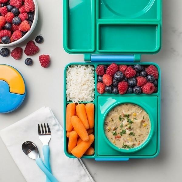 Lunchbox Rezepte Kindergarten gesunde Ernährung Ideen