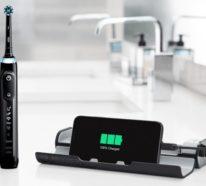Oral-B entwickelt intelligente elektrische Zahnbürste mit KI