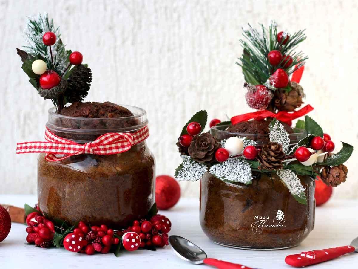 Schockolade Torte Kuchendeko weihnachten