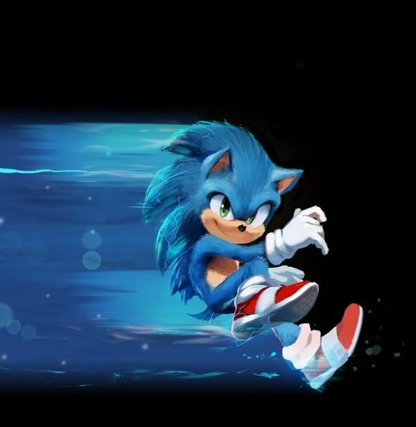 Sonic the Hedgehog sieht nach Redesign endlich wie sich selbst tyson hesse comic design