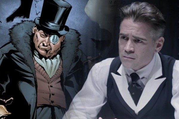 The Batman Alles, was wir über den neuen DC-Film wissen Colin Farrell the Penguin