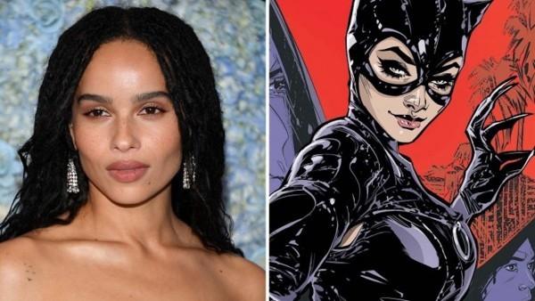 The Batman Alles, was wir über den neuen DC-Film wissen zoe kravitz catwoman