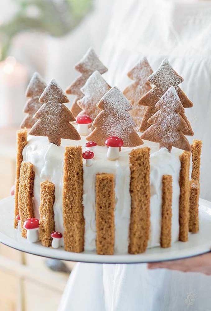 Tortrendeko Dekoarion für Weihnachten Rezeptideen toll