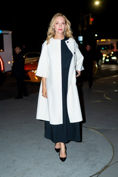 Uma Thurman Promi News Modetrends