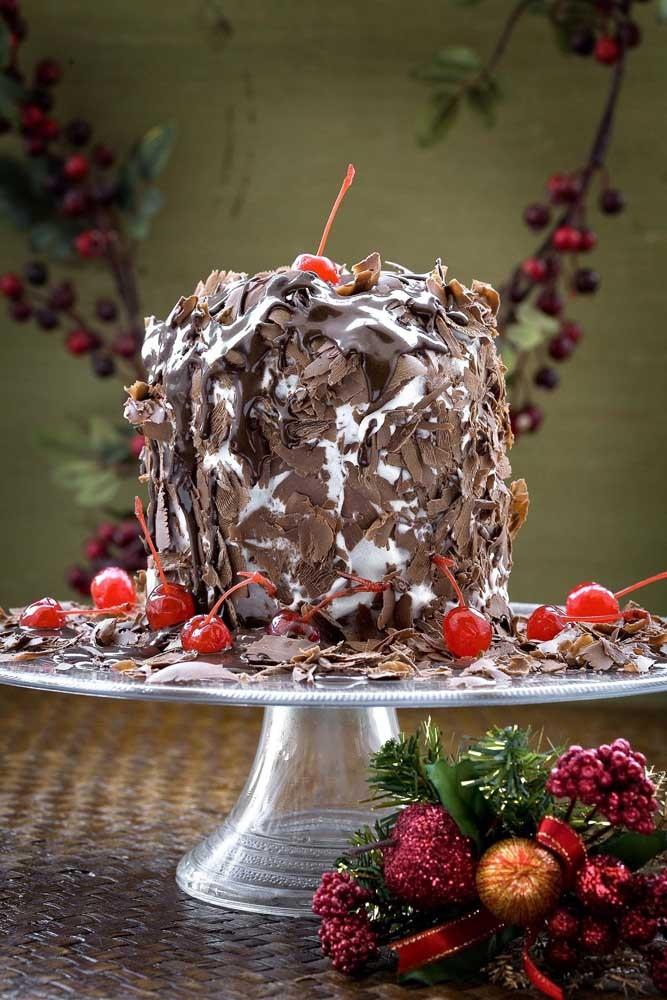 Weihnachten Dekorationb - Kuchendeko Ideen